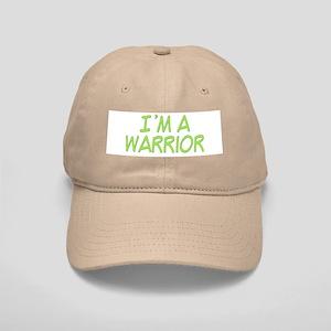 I'm A Warrior [Grn] Cap